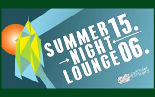 Summer Night Lounge 2018
